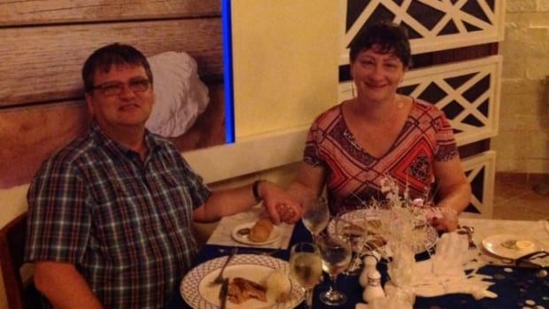 Janos and Rozsa Boda celebrated his 50th birthday at Memories Caribe resort in Caya Coco before tragedy struck.
