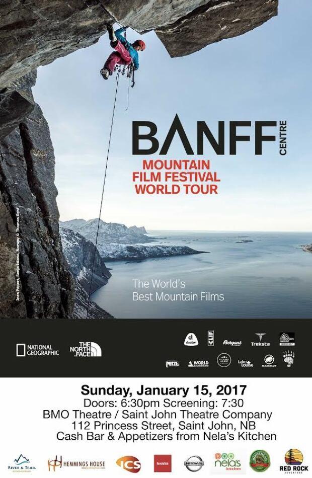 Banff Film Fest Poster