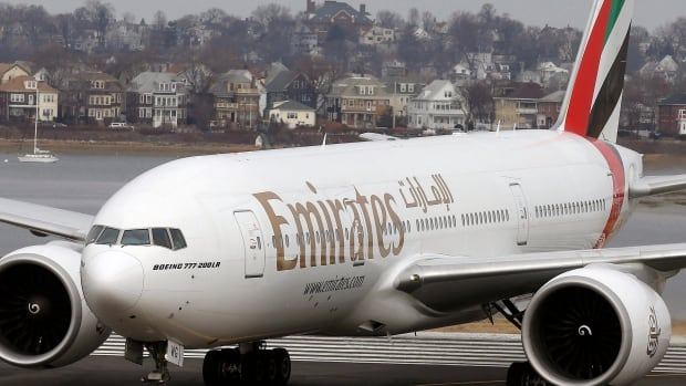 Snake grounds Emirates aircraft at Muscat airport