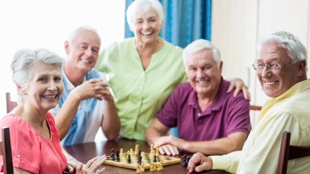 Assisted living residents and orgies