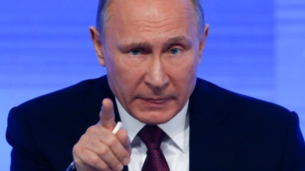A U.S. intelligence report accuses Russian President Vladimir Putin of ordering a campaign to undermine November's U.S. election and boost Republican Donald Trump's chances of victory. Putin reportedly blames Democrat Hillary Clinton for fomenting opposition riots against his government in 2011.