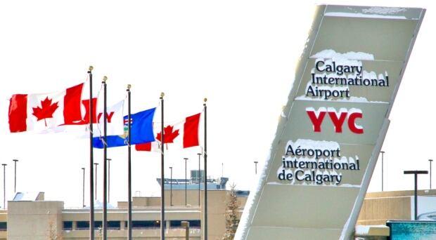 Calgary airport generic