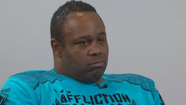 Kirk Johnson accused Halifax police of racism and won his case.
