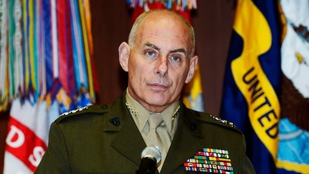 Retired U.S. Marine general John F. Kelly is among the first cabinet nominees set to testify beginning Tuesday.