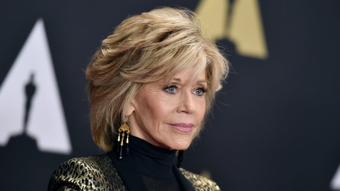 Jane Fonda Hair Styles: Jane Fonda Joins List Of Activist Celebs To Tour The