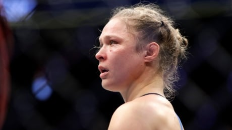 UFC Ronda Rousey