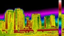 Thermal Imaging Vancouver Downtown