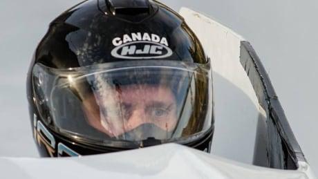 Para bobsledder Brian McPherson