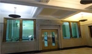 Toronto: Dominion Public Building interior