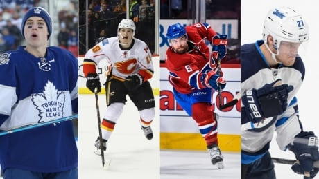 Canadian NHL Teams Poised For Playoff Return