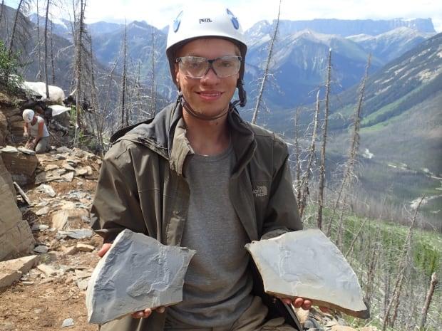 Joseph Moysiuk fossils