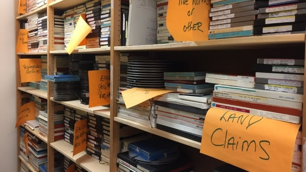 CBC North has a vast archive of old radio programs but a lot of it is physical media prone to deteriorate over time. The broadcaster has begun to digitize all of its Northern Indigenous language programming, for posterity.
