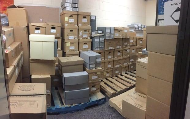 CBC North archives