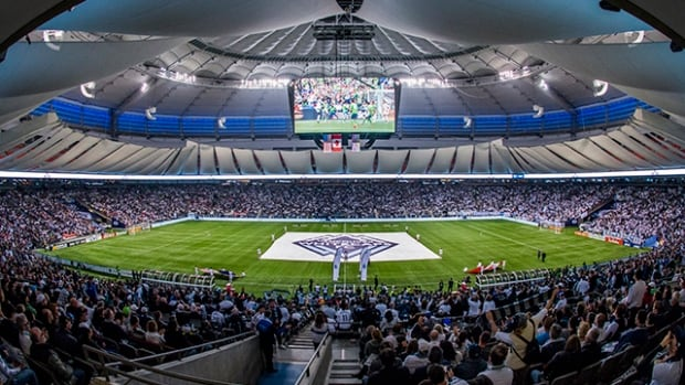 The Vancouver Whitecaps have done a good job of tailoring the building into a venue worthy of World Cup play, according to club president Bob Lenarduzzi.