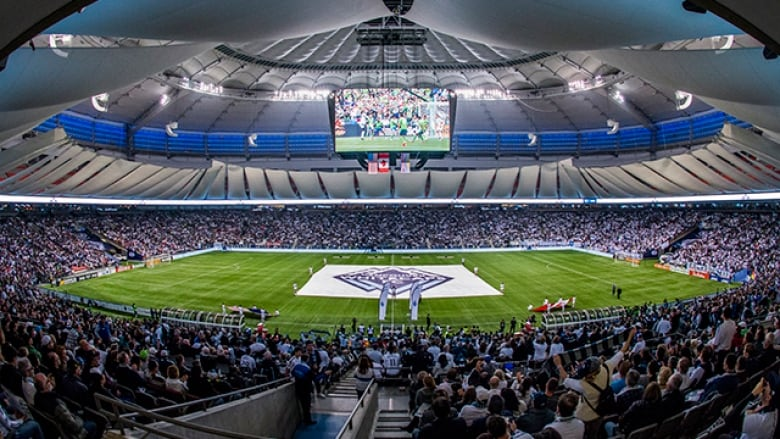 Alberta gov't not backing Edmonton's participation in 2026 Federation Internationale de Football Association  bid
