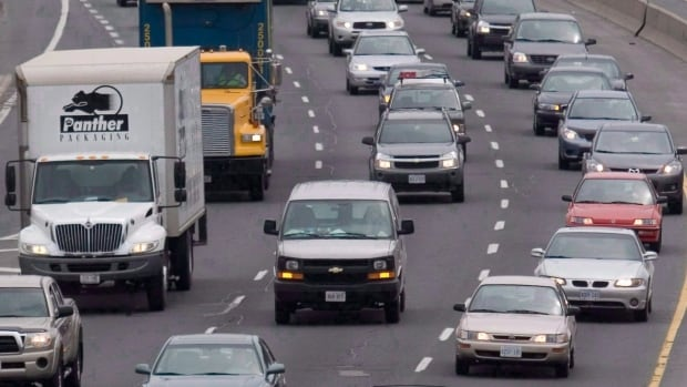 The Ontario government announced Monday that it will widen 18 kilometres of Highway 401.