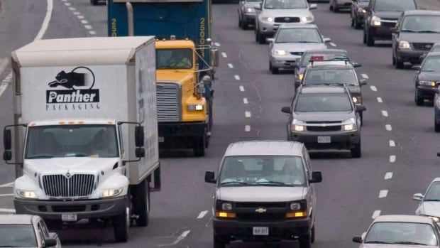 Many trucks have been avoiding tolls to save thousands of dollars each year.