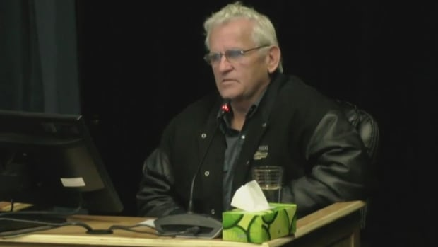Richard Dunphy testified on Jan. 11 during Day 3 of the inquiry into the shooting death of his brother, Don Dunphy.