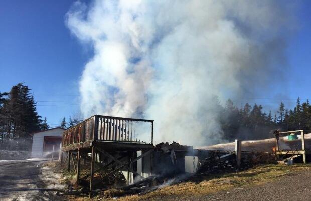 Mount Carmel fire