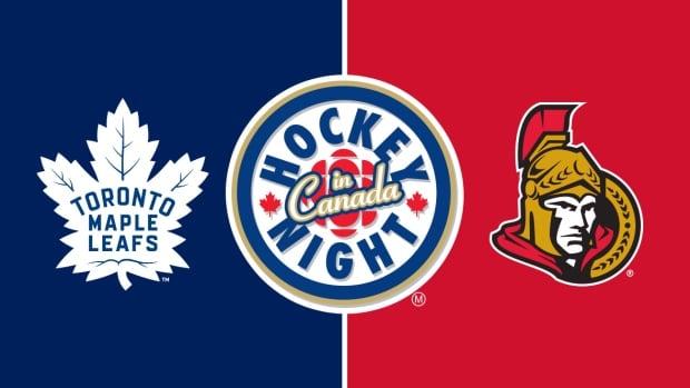 Hockey Night In Canada Maple Leafs Vs Senators Hockey
