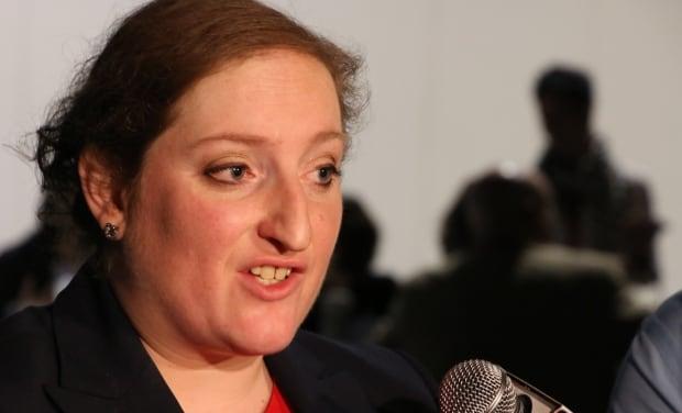 CREB chief economist Ann-Marie Lurie