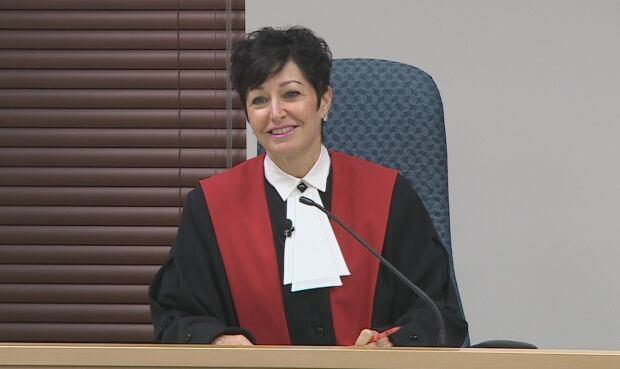 Chief Judge Pam Williams