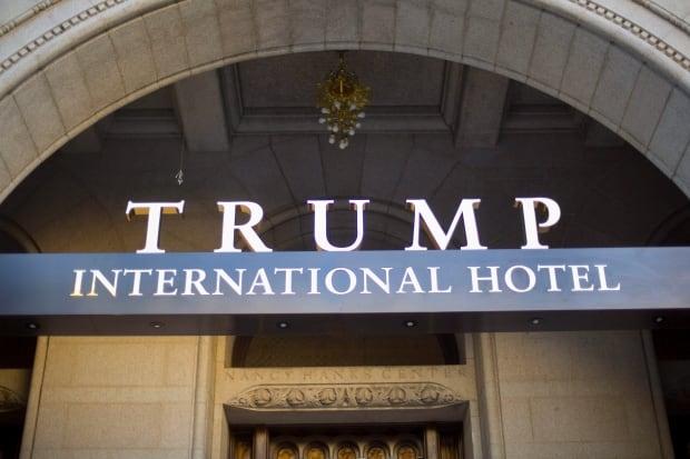 Trump DC Hotel