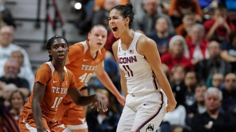 UConn Basketball Kia Nurse