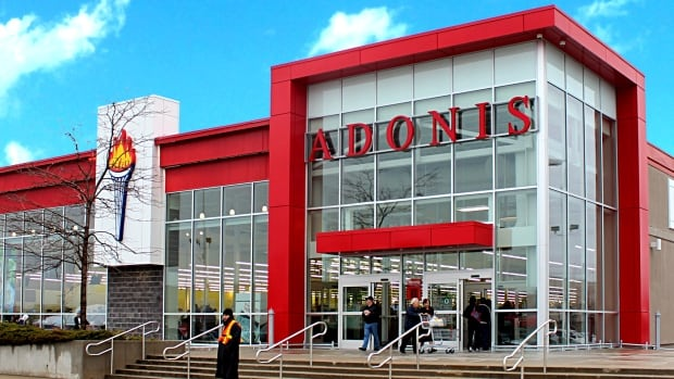 The allergy alert concerns products sold in Adonis stores in Montreal, Laval and Brossard.