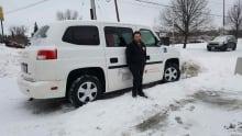 David St. Georges Disaster Management Coordinator Red Cross