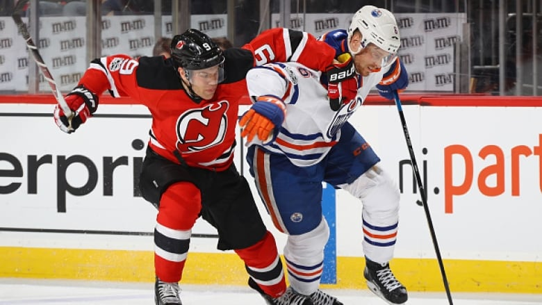 online store 43899 ae505 Taylor Hall's bitterness over trade fading as he returns to ...
