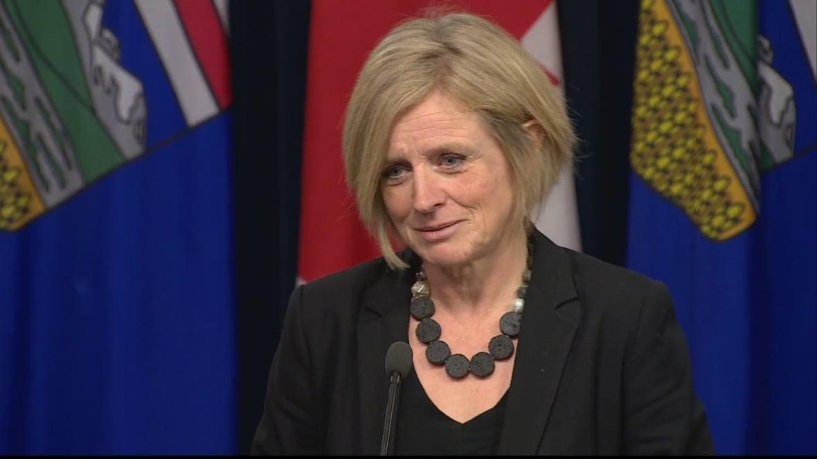 Premier Rachel Notley welcomes B.C. approval of Trans Mountain pipeline