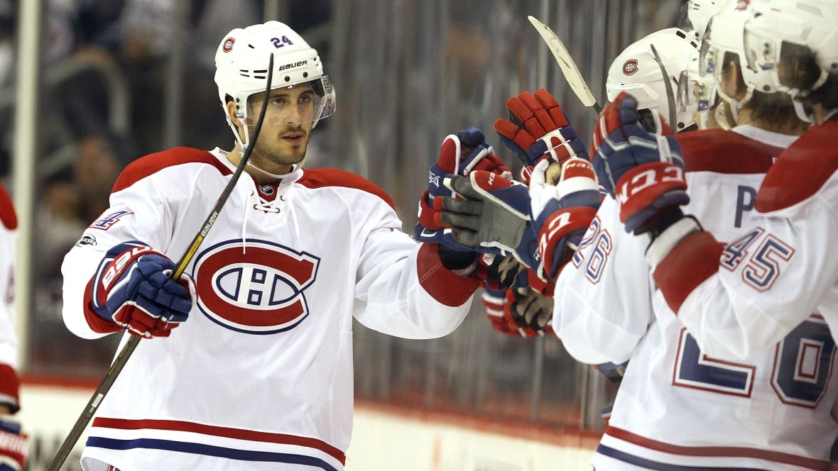 Phillip Danault's coast-to-coast goal helps Canadiens hammer Jets