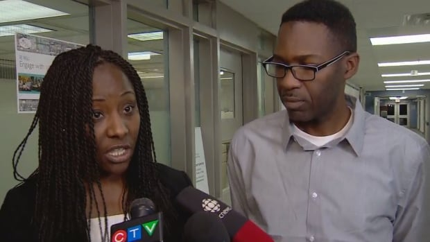 Charline Grant and Garth Bobb said they're disappointed with the York Region District School Board's plan to address allegations of systemic racism.