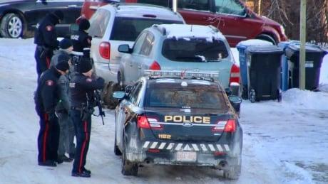 Paramedics injured in southwest Calgary incident, police on scene