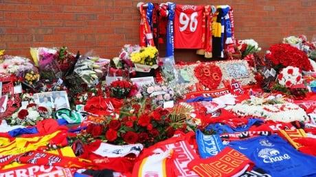 U.K. prosecutors charge 6 in 1989 Hillsborough stadium deaths