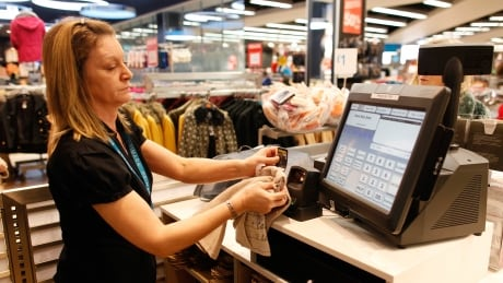 retail cashier cash register