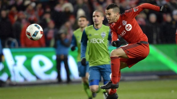 Sebastian Giovinco and the rest of Toronto FC will have to wait until May to avenge their MLS Cup loss to Seattle.