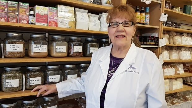 Bay Health Food will be relocating to McKeen Street from Commercial Street in Glace Bay in the spring, says owner Bernadette MacDonald.