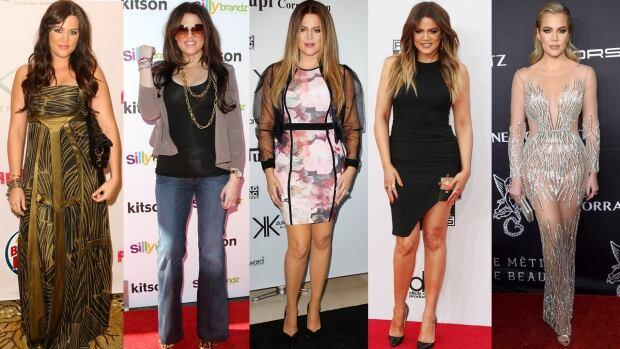 Khloe Kardashian S Body Evolution Cbc Life