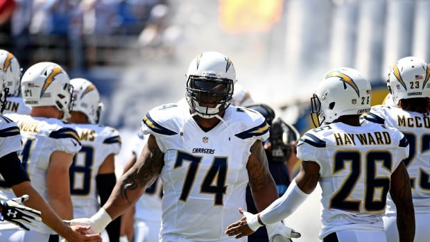 Canadian Charger Orlando Franklin Shocked At Team S Move