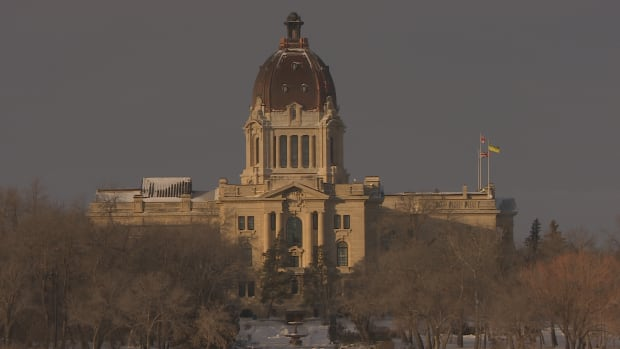 By July 1, the province will have private firms cleaning its buildings, like the Saskatchewan Legislature.