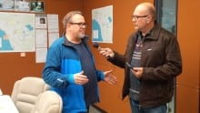 Markus Schwabe interviews Rob Gray