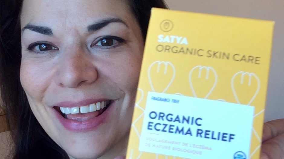 Entrepreneur Patrice Mousseau created Satya Organic Eczema Relief for her daughter, who she didn't want using steroid creams to treat her skin condition.