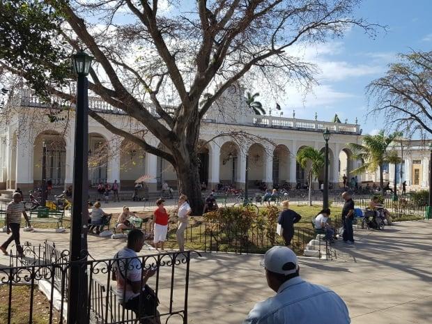 Echeverria Park