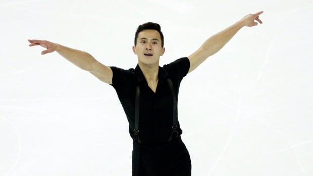 Patrick Chan seeks his ninth Canadian men's title.