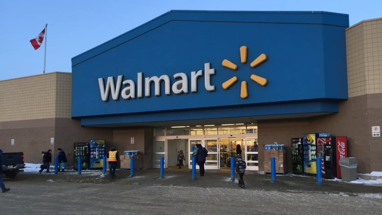Fort McMurray Walmart customers react to charges of selling
