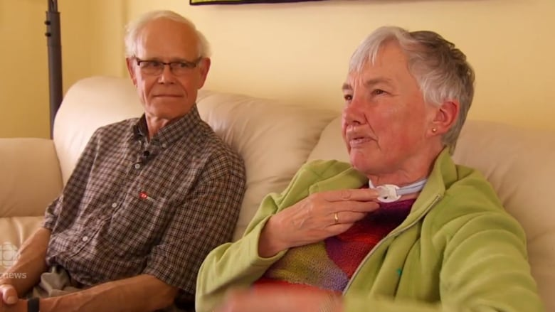 B C  nurse sought wider access to legally assisted death