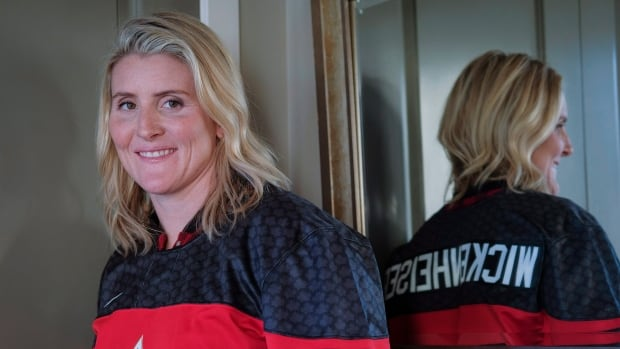 Four-time Olympic gold medallist Hayley Wickenheiser has retired after 23 years on Canada's national team.