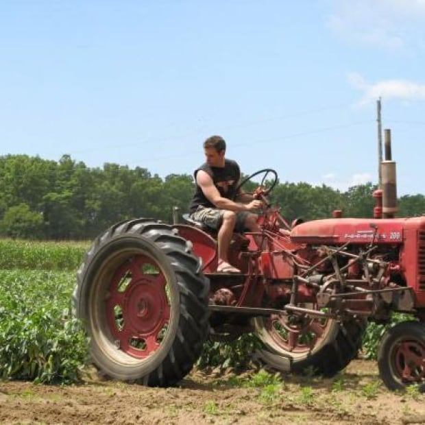 Mike Tractor